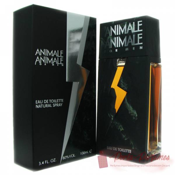 comprar Decant / Amostra do Perfume Masculino Animale Animale For Men Eau de Toilette (EDT)
