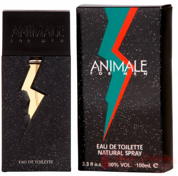 comprar Decant / Amostra do Perfume Masculino Animale For Men Eau de Toilette (EDT)