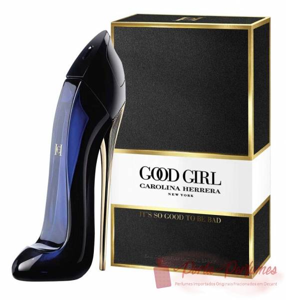 comprar Decant / Amostra do Perfume Feminino Carolina Herrera Good Girl Eau de Parfum (EDP)