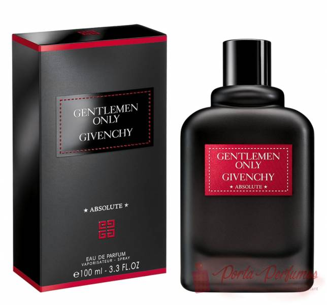 comprar Decant / Amostra do Perfume Masculino Givenchy Gentlemen Only Absolute Eau de Parfum (EDP)