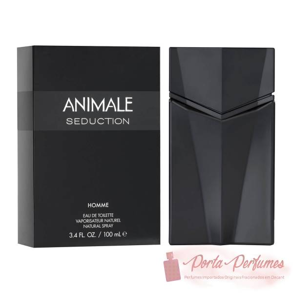 comprar Decant / Amostra do Perfume Masculino Animale Seduction Homme Eau de Toilette (EDT)