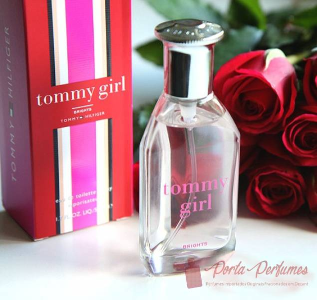 comprar Decant / Amostra do Perfume Feminino Tommy Hilfiger Tommy Girl Brights Eau de Toilette (EDT)