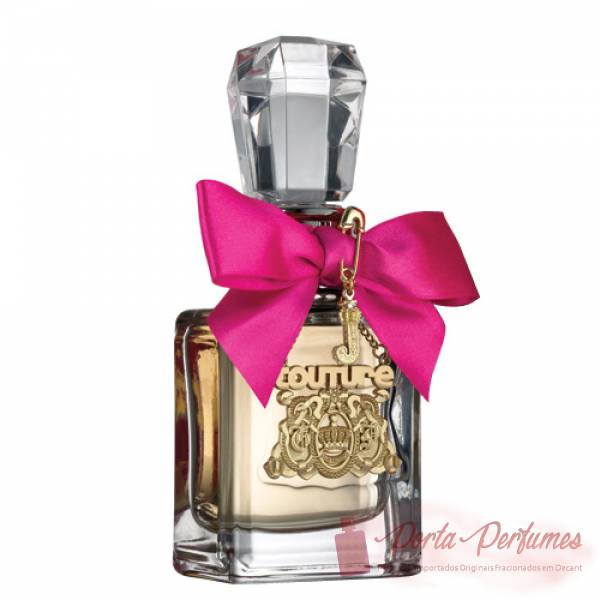 comprar Decant / Amostra do Perfume Feminino Juicy Couture Viva La Juicy Eau de Parfum (EDP)